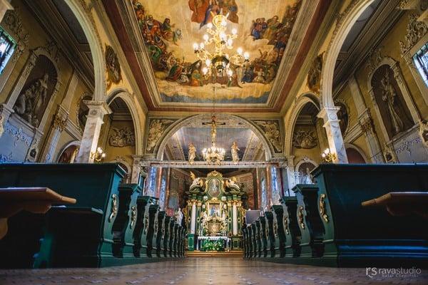 Fotografia kościołów parafialnych
